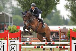 Lüneburg, Rasmuss, Alina<br /> Elmshorn - Holsteiner Pferdetage<br /> Springen Klasse M Finale 5j.<br /> © www.sportfotos-lafrentz.de/ Stefan Lafrentz