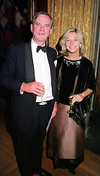 LORD & LADY ASTOR OF HEVER, at a concert in London on 5th October 2000.OHS 9