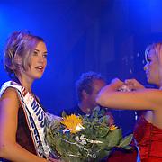 Verkiezing Miss Nederland 2003, Sanne de Regt, kroning