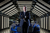 Adrian Hallmark - Bentley Motors