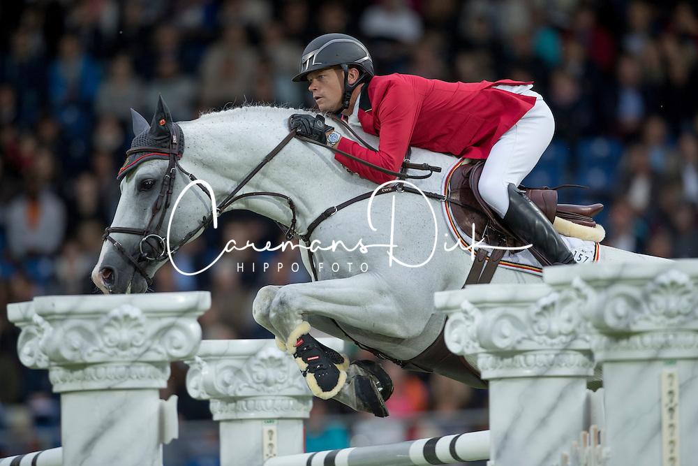 Guery Jerome, (BEL), Alicante<br /> Nations Cup<br /> Mercedes-Benz Nationenpreis<br /> CHIO Aachen 2016<br /> &copy; Hippo Foto - Dirk Caremans<br /> 14/07/16