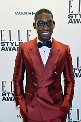 TINIE TEMPAH at the 17th Elle Style Awards 2014 in association with Warehouse held at One Embankment, 8 Victoria Embankment, London on 18th February 2014.