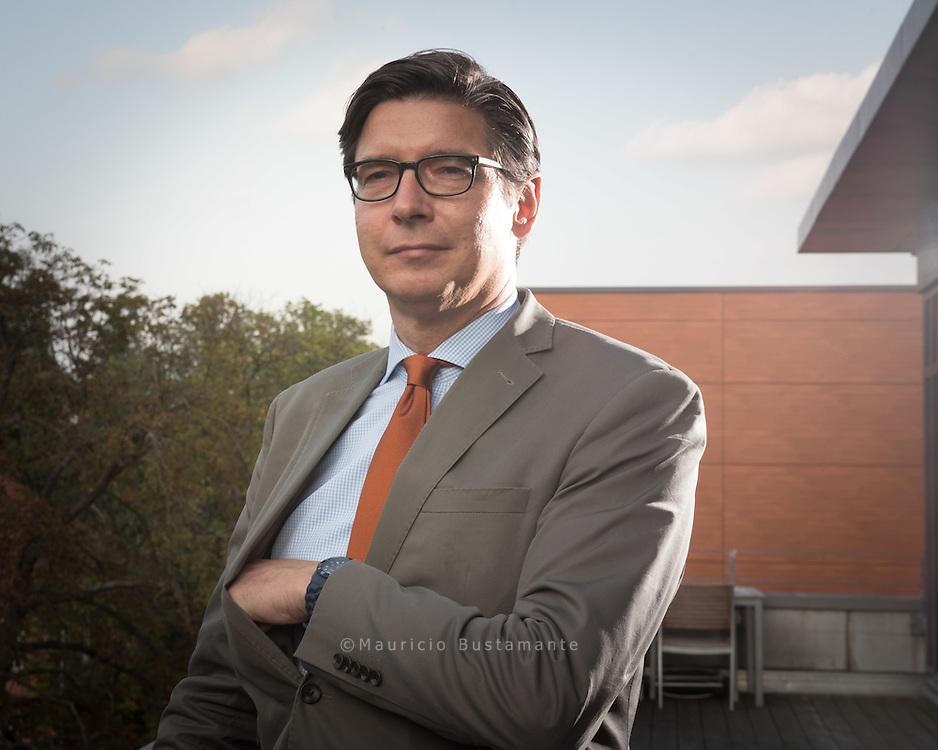 Dr. Thilo von Trott<br /> Vorstandsmitglied. Stiftung Alsterdorf. Hamburg 2015