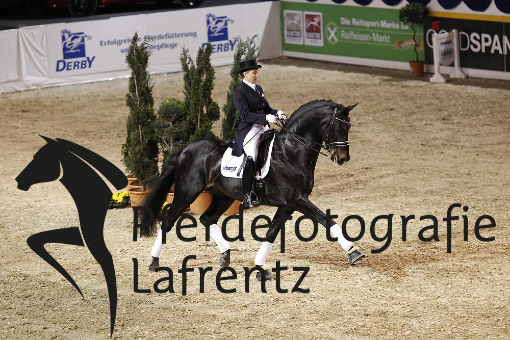 HOFFMANN Jenifer, Rubinjo<br /> Münster K+K Cup - 2012<br /> (c) www.sportfotos-Lafrentz. de/Stefan Lafrentz