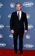 Jim Gaffigan attends the 2014 American Comedy Awards at the Hammerstein Ballroom in New York City, New York on April 26 2014.