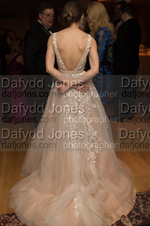 EMMA CARTER; HAYDEN CARTER, Washingtonian Inaugural Ball,  National'Portrait'Gallery'and'Smithsonian'American'Art' Museum<br />   Washington DC. 21 January 2017