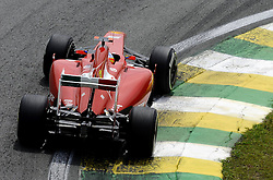26.11.2011, Autodromo Jose Carlos Pace, Sao Paulo, BRA, F1, Grosser Preis von Brasilien, im Bild Fernando Alonso (ESP), Scuderia Ferrari // during the Formula One Championships 2011 Grand Prix of Brazil held at the Autodromo Jose Carlos Pace, Sao Paulo, Brazil on 2011/11/26. EXPA Pictures © 2011, PhotoCredit: EXPA/ nph/ Dieter Mathis..***** ATTENTION - OUT OF GER, CRO *****