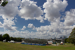 OVERVIEW EQUESTRIAN STADIUM GREENWICH PARK<br /> CIC2* Greenwich Park Eventing Invitational<br /> Olympic Test Event - London 2011<br /> © Dirk Caremans