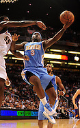 NBA: Denver Nuggets vs Phoenix Suns//20101022