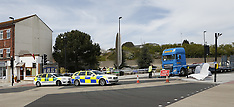 Woman Hit by Lorry in Southampton