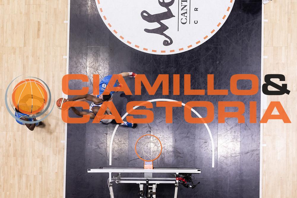 Landry marcus<br /> Vanoli Cremona - Germani Basket Brescia<br /> Legabasket Serie A 2017/18<br /> Cremona, 27/04/2018<br /> Foto MarcoBrondi / Ciamillo-Castoria