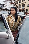 Woman And Car<br />