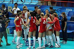 Azerbaijan timeout