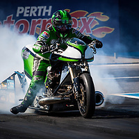 Greg Durack (1532) - Kawasaki Competition Bike.