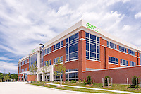 Corporate Offices exterior image of WR Grace Company by Jeffrey Sauers of Commercial Photographics, Architectural Photo Artistry in Washington DC, Virginia to Florida and PA to New England