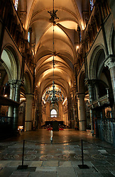 UK ENGLAND CANTERBURY 15OCT05 - View of the main interior of the Canterbury Cathedral, seat of the Primate of the Church of England...jre/Photo by Jiri Rezac..© Jiri Rezac 2005.Contact: +44 (0) 7050 110 417.Mobile: +44 (0) 7801 337 683.Office: +44 (0) 20 8968 9635..Email: jiri@jirirezac.com.Web: www.jirirezac.com..© All images Jiri Rezac 2005 - All rights reserved.