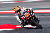 Manuel Pagliani of Italy and CIP Team  rides during free practice for the Moto3 of Catalunya at Circuit de Catalunya on June 10, 2017 in Montmelo, Spain.(ALTERPHOTOS/Rodrigo Jimenez)