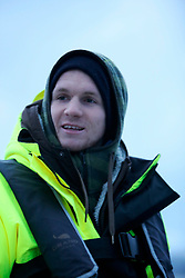 NORWAY ANDENES 8DEC15 - Greenpeace campaigner Erlend Tellnes of Norway during a whale research boat trip off the coast of Andenes, Norway.<br /> <br /> jre/Photo by Jiri Rezac / Greenpeace<br /> <br /> © Jiri Rezac 2015