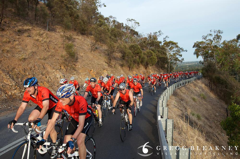 Bupa Challenge Etape du tour stage 4 - 2012 Santos Tour Down Under - Adelaide