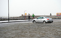26/01/2016 Flooding in Salthill after Storm Jonas hits the West coast. Photo:Andrew Downes, XPOSURE .Photo:Andrew Downes