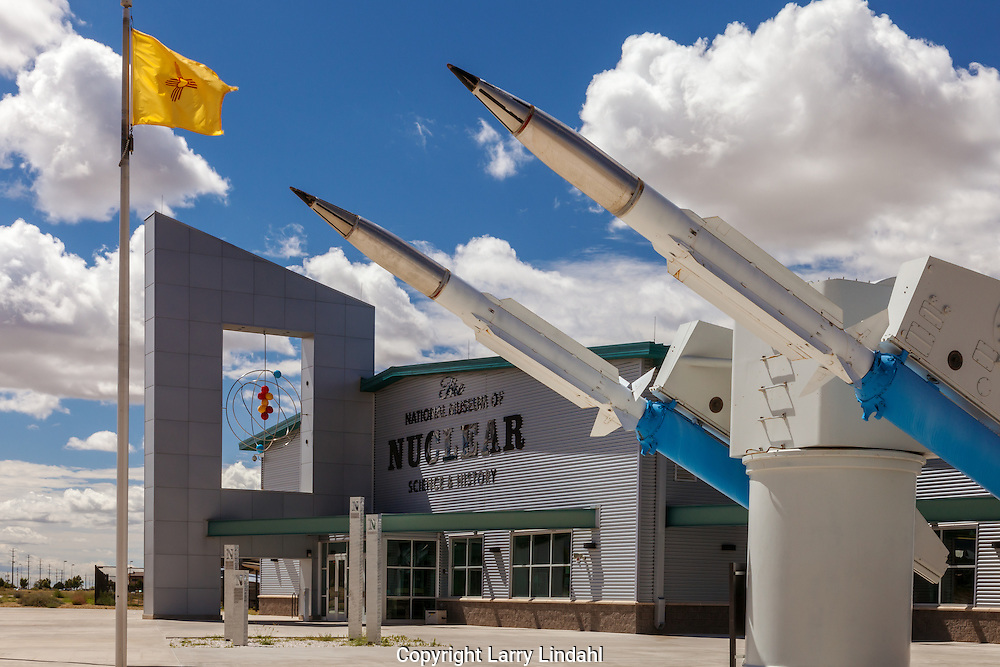 National Museum of Nuclear Science & History, Albuquerque, New Mexico, Route 66