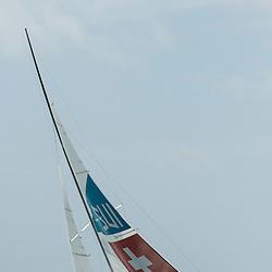 2012 Olympic Games London / Weymouth<br /> <br /> Marazzi Flavio, De Maria Enrico, (SUI, Star)
