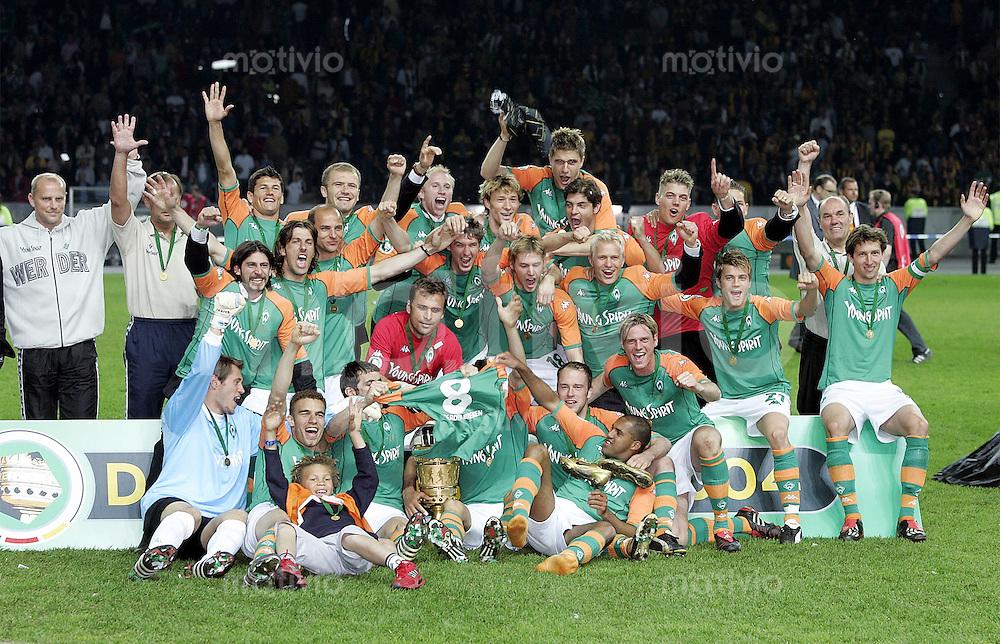 Dfb Pokal 2004