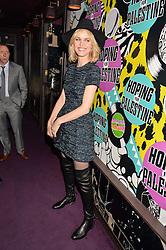 EVA HERZIGOVA at Hoping's Greatest Hits - the 10th Anniversary of The Hoping Foundation's charity benefit held at Ronnie Scott's, 47 Frith Street, Soho, London on 16th June 2016.