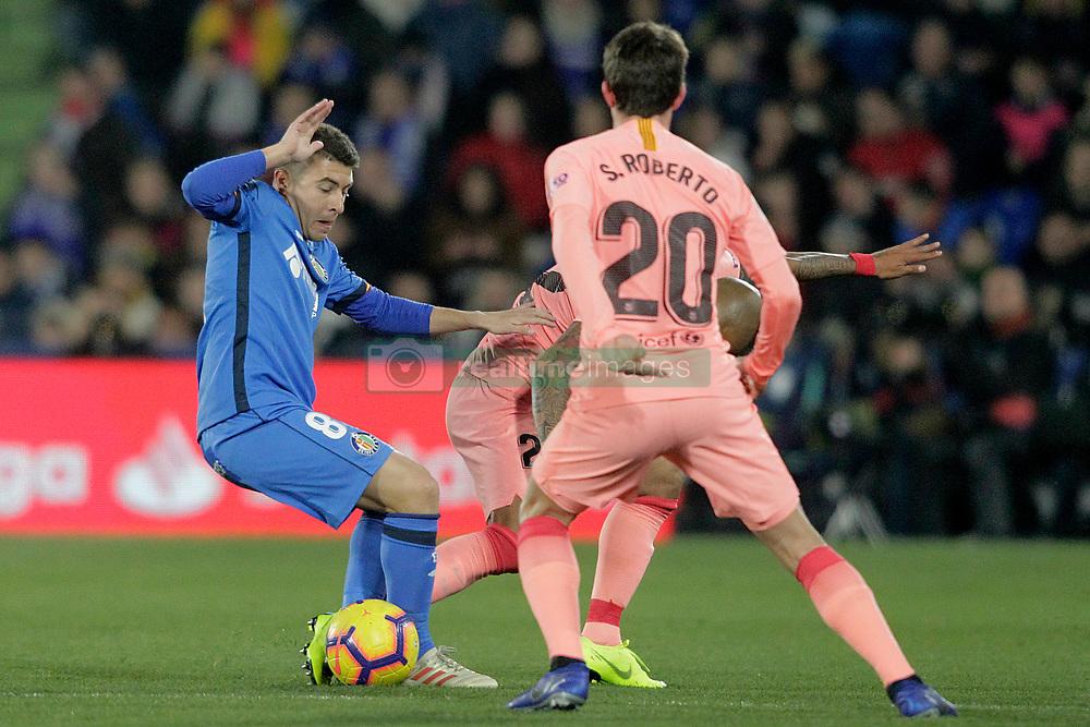 صور مباراة : خيتافي - برشلونة 1-2 ( 06-01-2019 ) 664964-030