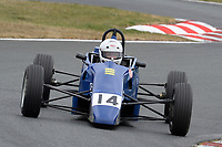 #14 Neil HUNT Van Diemen RF90  during Heritage Formula Ford  as part of the MSVR MINI Festival at Oulton Park, Little Budworth, Cheshire, United Kingdom. July 21 2018. World Copyright Peter Taylor/PSP. Copy of publication required for printed pictures.