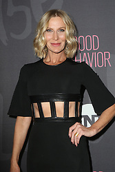 November 14, 2016 - New York, New York, United States - Actor Lusia Strus arriving at the premiere of 'Good Behavior' at the Roxy Hotel on November 14, 2016 in New York City  (Credit Image: © Nancy Rivera/Ace Pictures via ZUMA Press)