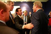 US Senators with Al Gore-COP21