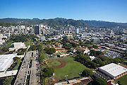 Downtown Honolulu, Oahu, Hawaii