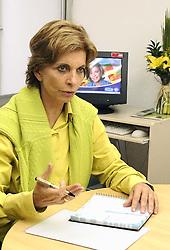 A candidata ao governo do Estado do RS, Yeda Crusius (PSDB) durante reunião do conselho politico. FOTO: Jefferson Bernardes/Preview.com