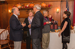 A Service of Remembrance Pierre Capretz, Battell Chapel Yale University. 11 October 2014. Reception at The Graduate Club