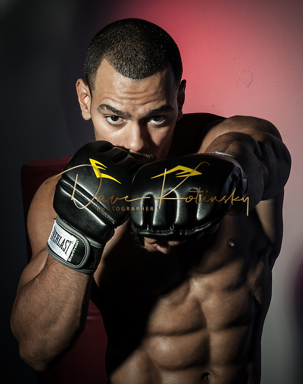Fitness Models in Photo Studion in NJ and NYC