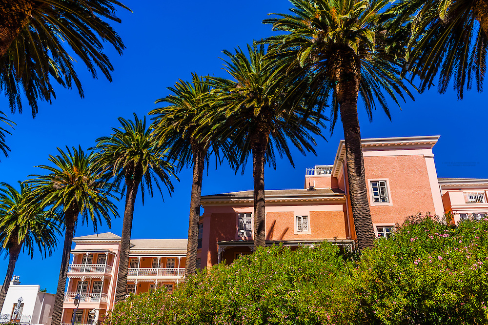 Belmond Mount Nelson Hotel, Cape Town, South Africa.