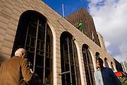 Sao Paulo_SP, Brasil...Edificio na Avenida Paulista em Sao Paulo...A building Avenida Paulista in Sao Paulo...Foto: MARCUS DESIMONI / NITRO