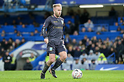 Sheffield Wednesday midfielder Barry Bannan (10) during the The FA Cup fourth round match between Chelsea and Sheffield Wednesday at Stamford Bridge, London, England on 27 January 2019.