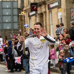 Olympic Torch relay | Cupar | 12 June 2012