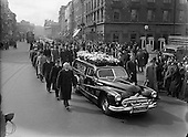 1953 Funeral Maud Gone