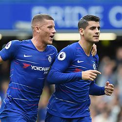 Chelsea v Arsenal, Premier League, 18 August 2018