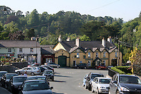 Enniskerry Village County Wicklow Ireland