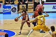 DESCRIZIONE : Torino Lega A 2015-2016 Manital Torino - Grissin Bon Reggio Emilia<br /> GIOCATORE : Amedeo Della Valle<br /> CATEGORIA : Palleggio Penetrazione Blocco<br /> SQUADRA : Grissin Bon Reggio Emilia<br /> EVENTO : Campionato Lega A 2015-2016<br /> GARA : Manital Torino - Grissin Bon Reggio Emilia<br /> DATA : 05/10/2015<br /> SPORT : Pallacanestro<br /> AUTORE : Agenzia Ciamillo-Castoria/GiulioCiamillo