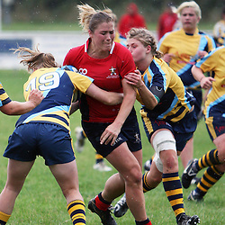 Aylesford Bulls Ladies v Worcester Ladies | Premiership | 8 September 2013
