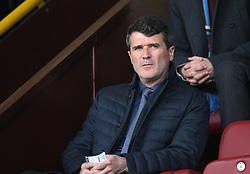 Republic of Ireland assistand manager Roy Keane in the stands  - Mandatory by-line: Jack Phillips/JMP - 14/04/2018 - FOOTBALL - Turf Moor - Burnley, England - Burnley v Leicester City - English Premier League