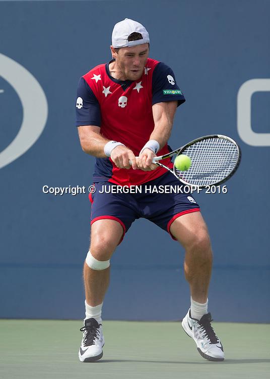 ILLYA MARCHENKO (UKR)<br /> Tennis - US Open 2016 - Grand Slam ITF / ATP / WTA -  USTA Billie Jean King National Tennis Center - New York - New York - USA  - 5 September 2016.