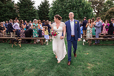 Caruthers-Schechter Wedding