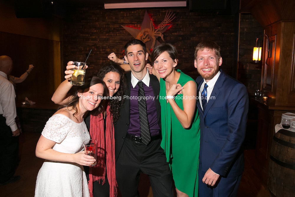 9/3/16 9:31:28 PM --  The wedding of Caroline Slack and Miles Maner at Revolution Brewing Co in Chicago, IL  © Todd Rosenberg Photography 2016