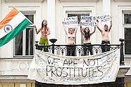 Ukraine - FEMEN movement